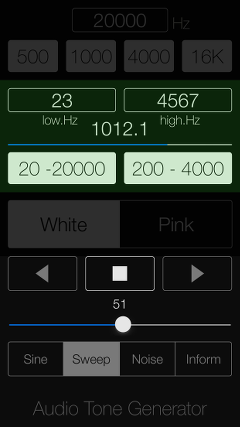toon|Audio Tone Generator Lite Support - toon,llc