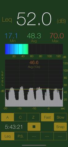 toon|Sound Level Analyzer Pro Support - toon,llc